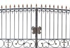 Hammond Park Wrought iron fencing 10