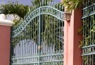 Hammond Park Wrought iron fencing 12