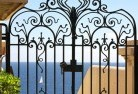 Hammond Park Wrought iron fencing 13