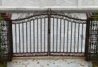 Hammond Park Wrought iron fencing 14