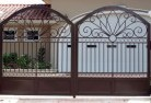 Hammond Park Wrought iron fencing 2