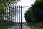 Hammond Park Wrought iron fencing 9